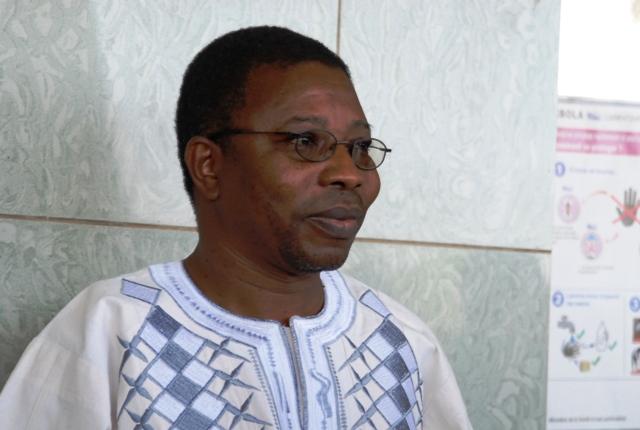 Jean-Paul ROUAMBA, ministre des ressources animales