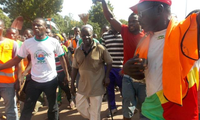 L'appel de l'ancien maire Simon Compaoré a été entendu (© Burkina 24)