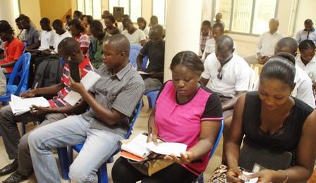 Le Comité d'action pour une transition civile présenté aux Hommes de médias.