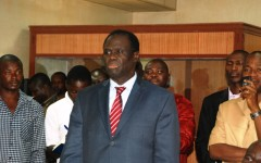 Régiment de sécurité présidentielle : Michel Kafando admet l'idée d'une réforme