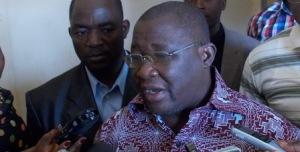 Ouédraogo Olivier Guy, conseiller du président del'Unité syndicale