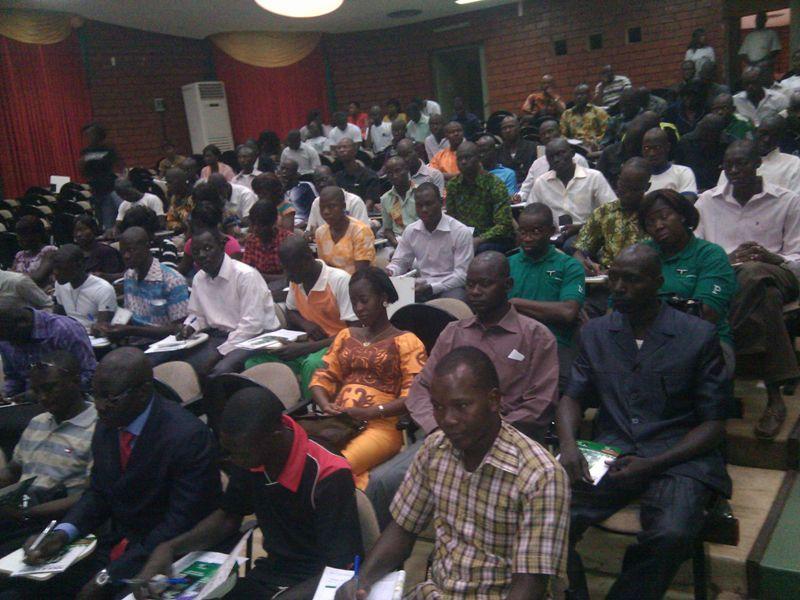 Les participants ont été satisfaits des informations qu'ils ont reçues.