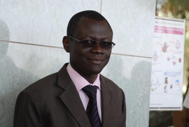 Réné Bagoro, ministre de l'Urbanisme