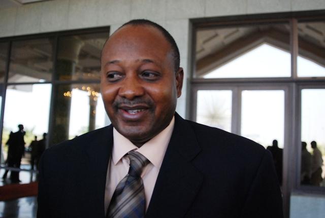 Adama Sagnon, ministre de la Culture