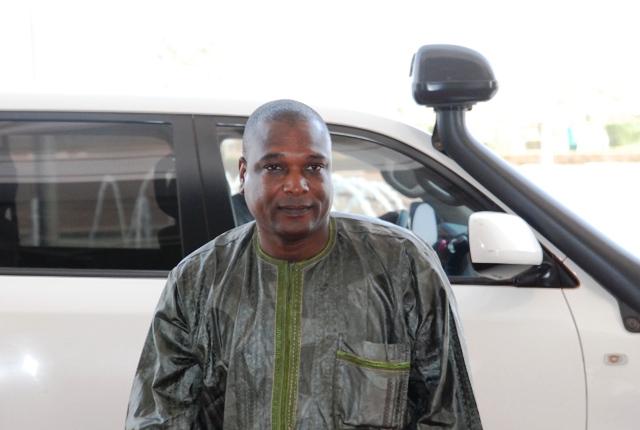 Saidou Maiga, ministre de l'environnement