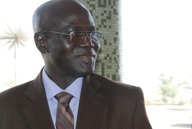 Samadou COULIBALY, ministre de l'Education nationale