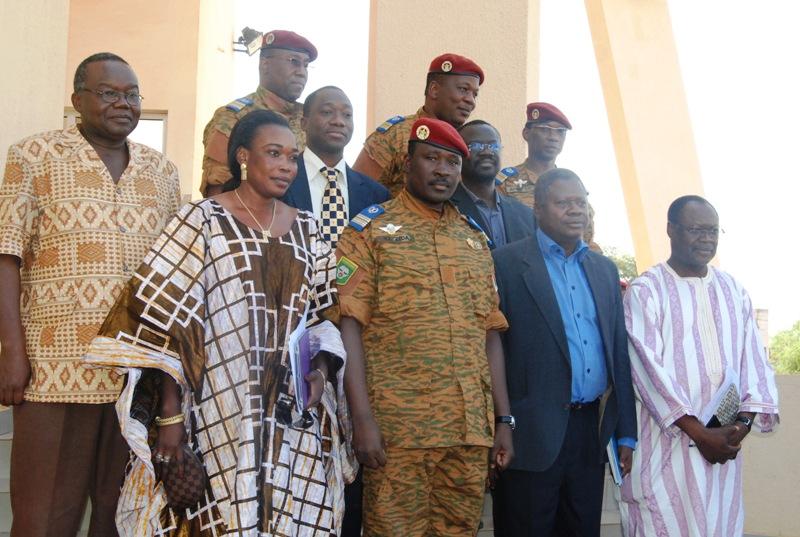 La charte de la transition sera signée ce samedi (© Burkina24)