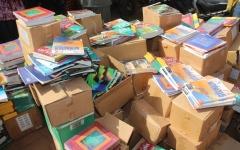 Ouaga : Des manuels scolaires pillés retrouvés par la police