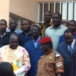 Situation nationale : Concertation entre les signataires de la Charte de la transition