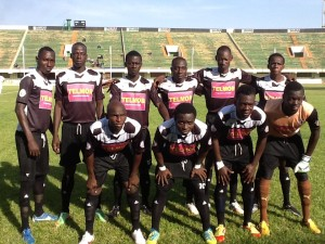 Le RCB, representant du BUrkina en Coupe CAF peut bien souffler financièrement (ph Ruben)