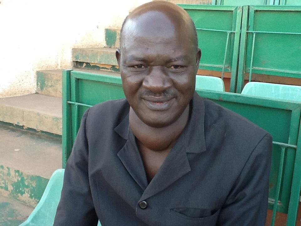 Adama Ouédraogo, homme discret, êve de voir le RCB disputer les phases de groupe de la Coupe de la Confédération