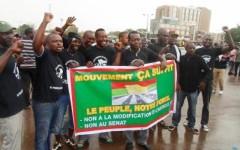Mouvement « Ça Suffit » : L'atmosphère n'est pas au beau fixe