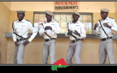 « Les amis de la Police nationale» : Artistes d'accord, mais policiers d'abord