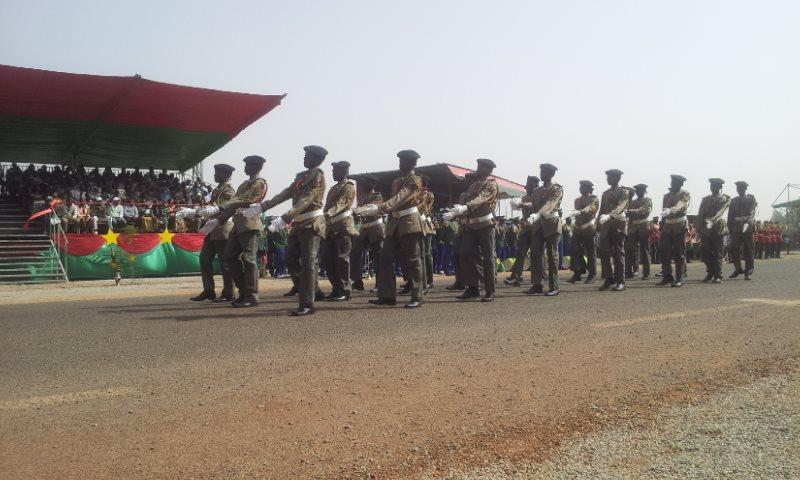 Le Prytanée militaire du Kadiogo