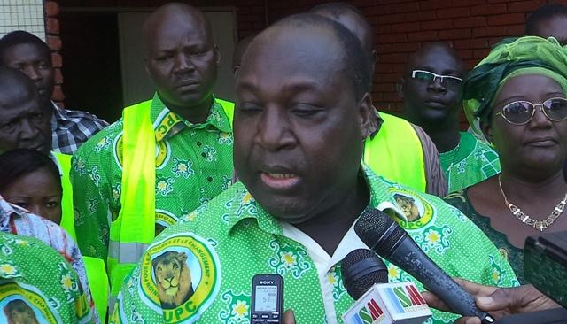 Zéphirin Diabré, président de l'UPC, prépare son pari à l'échéance électorale de 2015