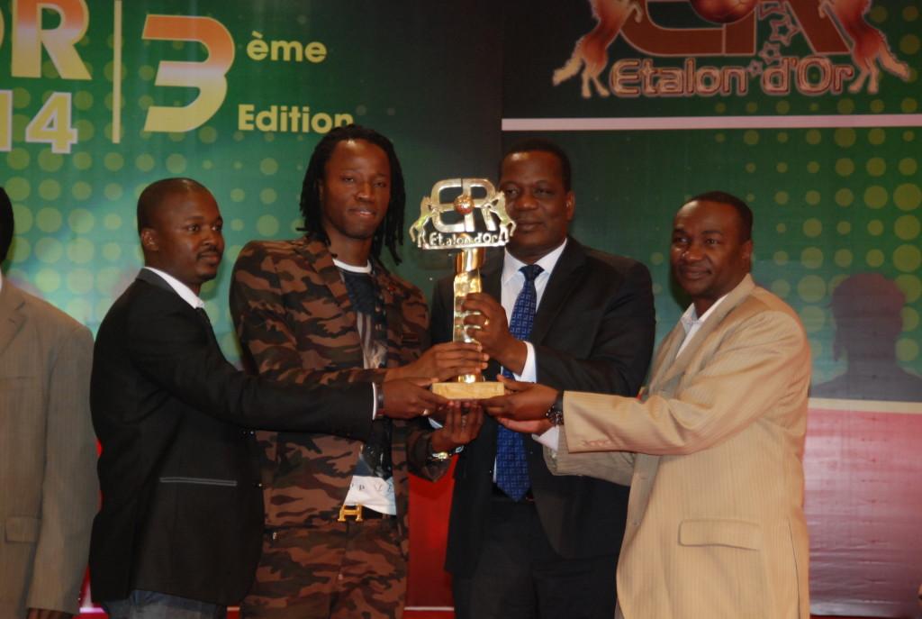 Bakary Koné Etalons d'Or 2015
