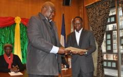 La diaspora burkinabè de France vient en aide aux victimes de l'insurrection