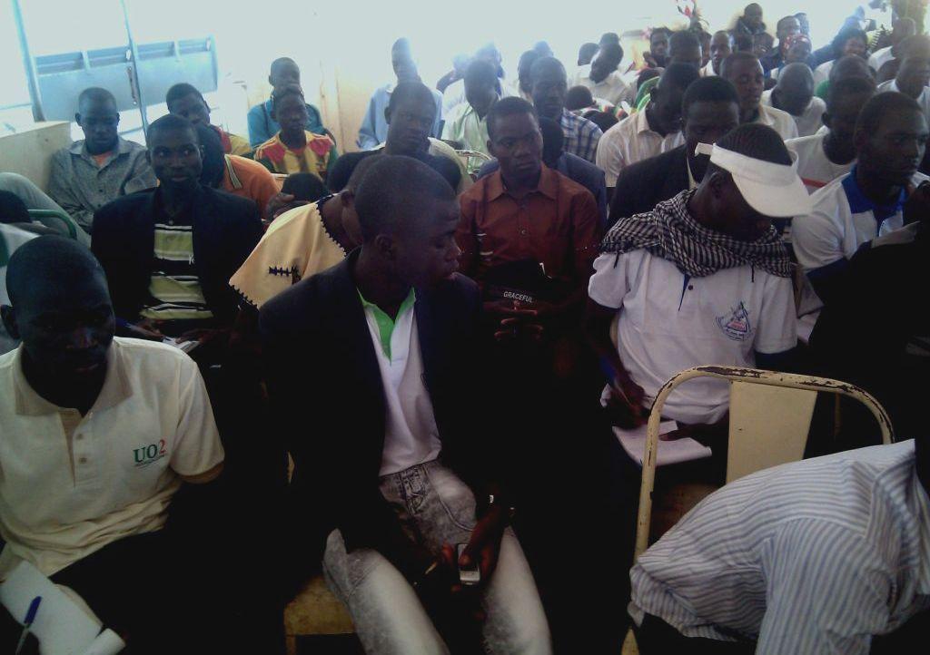 Les participants étaient nombreux à ce forum.