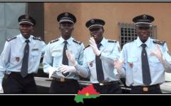 Musique burkinabè : Un groupe de policiers chante « La paix et la cohésion sociale »