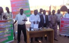 Désavoeu du ministre des infrastructures : Les agents avancent de nouvelles raisons