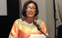 L'épouse du président Kafando se positionne contre les violences faites aux femmes