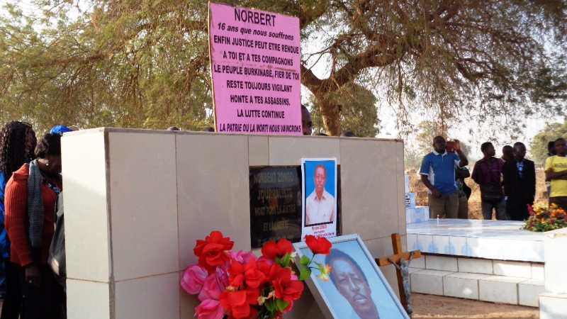 L'espoir est désormais permis pour Norbert Zongo, ses compagnons
