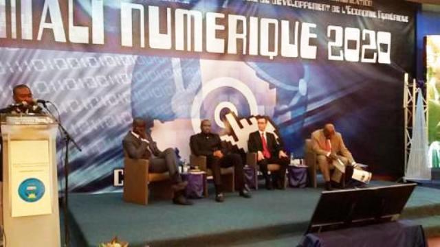 """Présentation du plan """"Mali numérique 2020"""""""