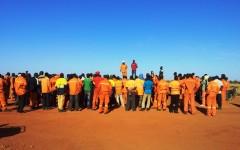 Licenciements à la mine de Belahouro : L'opinion internationale sera interpellée
