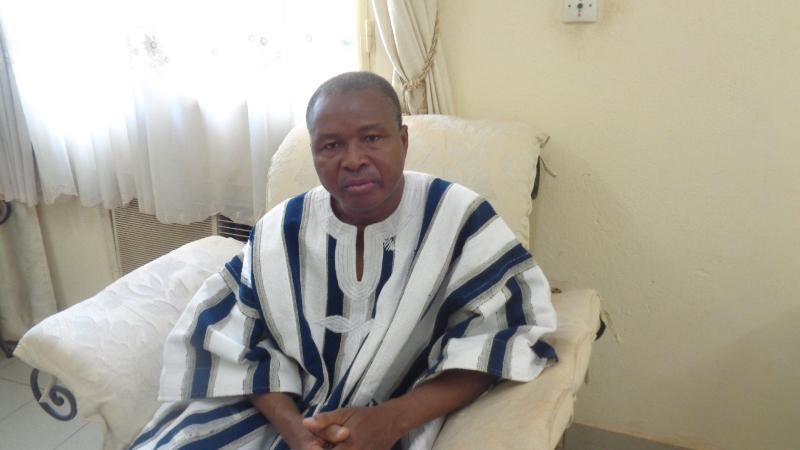 Jean-Claude Dioma, ministre de la culture