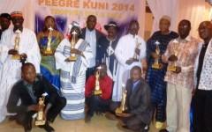 Peegre Kuni: 10 personnalités distinguées pour leur contribution à la paix au Burkina