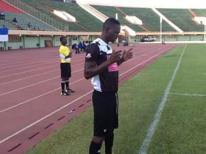 Banou Diawara pourrait quitter le RCB avant le début de la Coupe de la Confédération