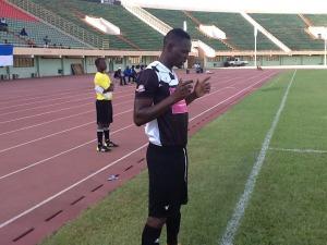 L'attaquant du RCB Banou Diawara confirme son statut de grand buteur