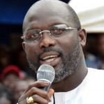 LIBERIA : Geoges Weah élu Sénateur