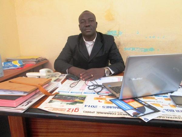 Benjamina Kafando, Secrétaire générale de la  mairie de Bobo / Copyright Burkina24