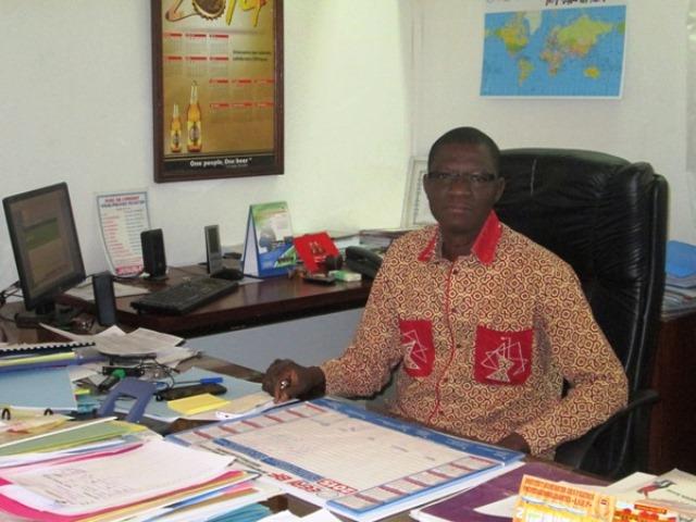 Le chef d'Exploitation de la BRAKINA/BOBO, Souleymane Ouattara/ Copyright Burkina24