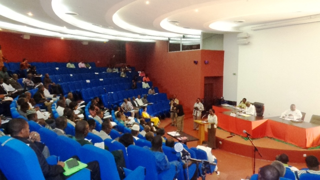 Les députés du CNT ont adopté le projet de loi