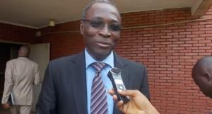 Colonel François Ouédraogo, chef de projet IRAPOL