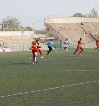 ASFA Yennenga RCB Championnat national fasofoot