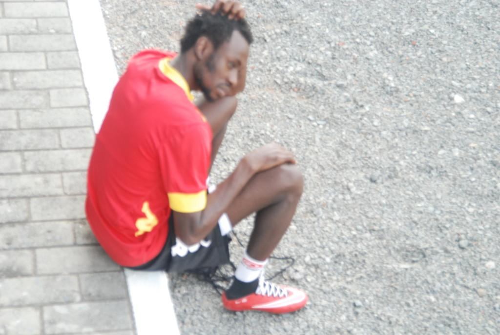 Jonathan Pitroipa blessé Bata