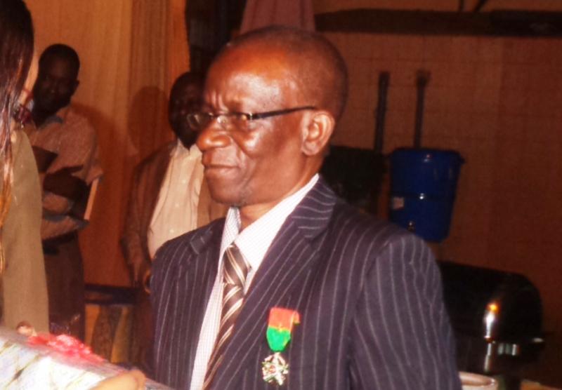 Dr Kanté Mamadou