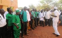 Grogne à l'Ecole nationale de santé publique à Bobo