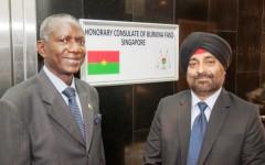Un nouveau consul honoraire à Singapour