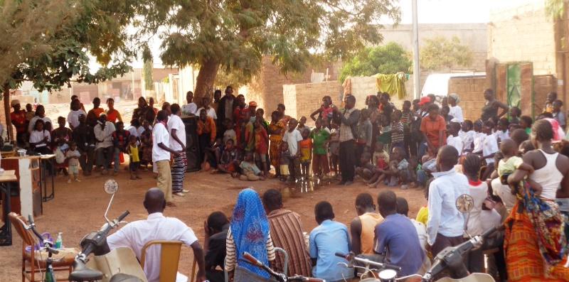 Souleymane Konaté, chargé de programmes et projets de l'association SPHERE