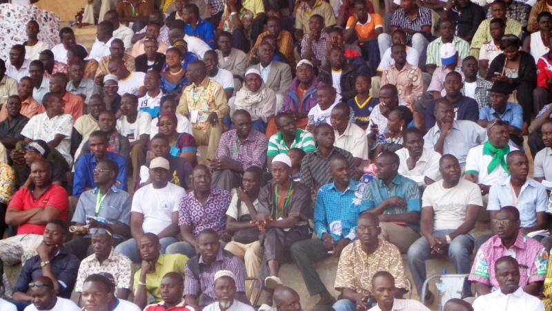Les jeunes du MPP souhaitent des états généraux de l'emploi / Copyright Burkina24
