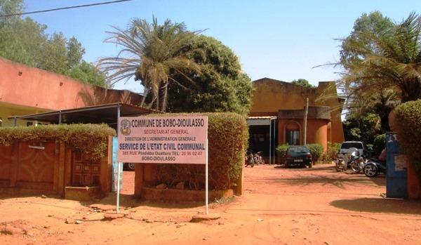L'établissement des actes de naissance se fait ici, de même que la publication des bans / Copyright Burkina24