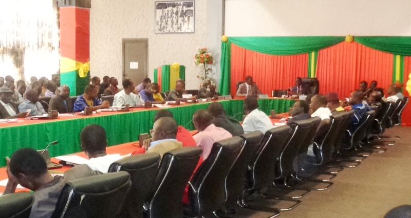 Me Barthélémy Kéré a rencontré les différents acteurs de la société civile et des partis politiques.