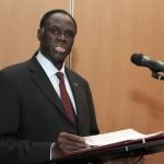 Les condoléances de Michel Kafando à la famille du Général Tiémoko Marc Garango