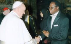 Nouvel An  : La pensée du Pape au peuple du Burkina