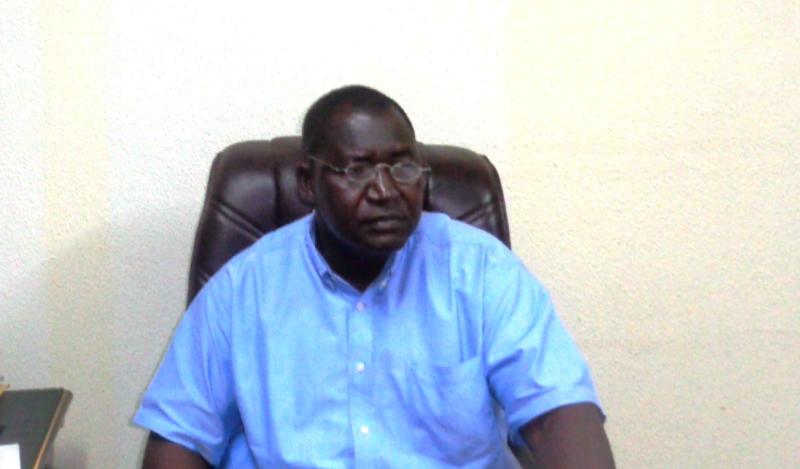 Yacouba Ouédraogo, le Directeur régional du CROUO / Copyright Burkina24