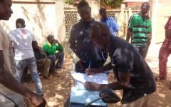 Mine de Belahourou : La lettre de licenciement notifiée aux travailleurs